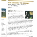 Dirk and The Bluesmen recensione JAM
