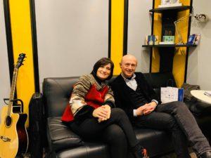 Roberto Formignani e Ambra Bianchi